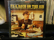 sealed P.D.Q. BACH ON THE AIR / Professor Peter Schickele VSD 79268
