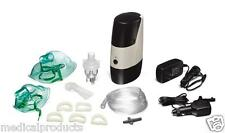 Medline Aeromist HCS2GO Portable Battery Operated Nebulizer Compressor System