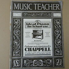 vintage advertise CHAPPELL Model B Piano, 1936
