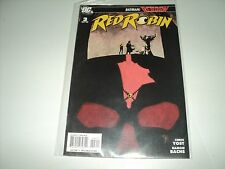 Red Robin Issue 3
