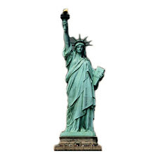 STATUE OF LIBERTY Freedom New York CARDBOARD CUTOUT Standee Standup Poster Prop
