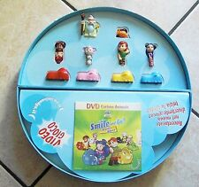 KINDER FERRERO DIORAMA SMILE AND GO