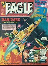 EAGLE weekly British comic book March 5 1983 VG+