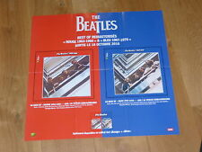 THE BEATLES - 1962 / 1970MEGA RARE FRENCH PROMO PRESS/KIT / POSTER!!!!!!!!