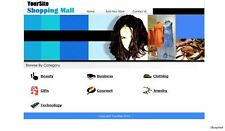 FASHION MALLS, DROPSHIP WHOLESALE BUSINESSES DIRECTORY Website For Sale.