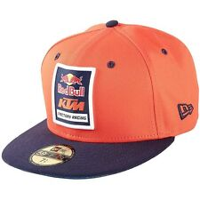 Navy Blue/Orange Sz 7 3/8 KTM Red Bull Factory Racing 59Fifty Fitted Hat