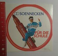 Aufkleber/Sticker: Soennecken für die schule (141016183)