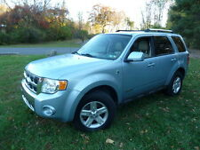 2008 Ford Escape HYBRID 4WD AWD LIMITED FULLY LOADED!