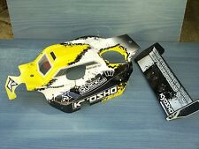 NITRO 1/8 RC BUGGY KYOSHO INFERNO NEO 2.0 BODYSHELL NEW