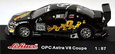Opel Astra V8 Coupe VLN 2004 OPC Schall #678 1:87 Schuco