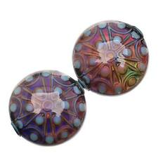 Mirage Color Changing Mood Beads - Stargazer 21.5mm (2)