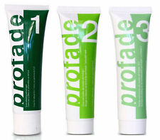 Profade Tattoo Removal Cream 3 Part System Make Your Tattoo Disappear