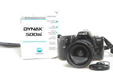 Minolta Dynax 500si mit 4-5,6/28-80mm