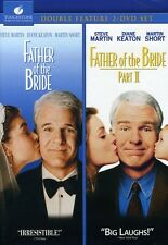 Father of the Bride/Father of the Bride 2 [2 Discs] (2010, DVD NEUF)