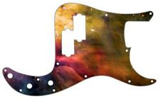 P Bass Precision Graphical Pickguard Custom Fender 13 Hole Guitar Orion Nebula 1