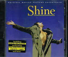 CD album: Shine: David Hirschfelder. Philips. F