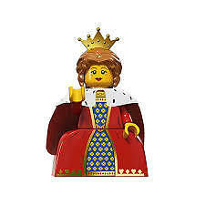 LEGO 71011 Series 15 Queen Minifigure NEW & SEALED (MISP)