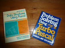 Data Structures Using Pascal Problem Sovling Using Turbo Pascal books