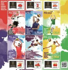 Pologne 2014 KLB volley Men 's world championship poland 2014 (2014; nr cat.: 45
