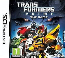 DS/DSi Transformers Prime: The Game NEW & SEALED