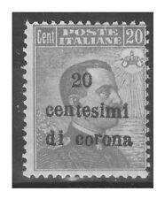 TRENTO E TRIESTE   1919 -   Cent. 20   NUOVO **