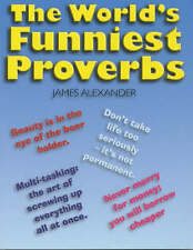 The World's Funniest Proverbs,GOOD Book