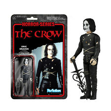 Funko Super 7 - Horror Classics ReAction Action Figures - THE CROW - New