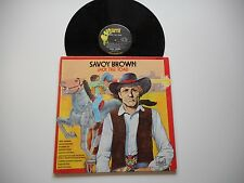 "SAVOY BROWN ""JACK THE TOAD"" LP 1973 BLUES BOOGIE ROCK FOGHAT GATEFOLD COVER"