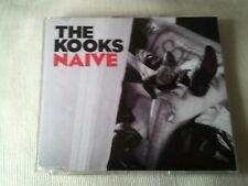 THE KOOKS - NAIVE - UK CD SINGLE