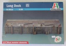 Italeri Long Dock, 2 Modular Elements, 60CM , in 1/35 5612 ST