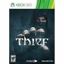 Xbox 360, Xbox 360 • Thief - Xbox 360 • Video Games