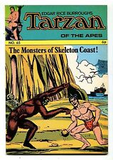 Edgar Rice Burroughs Tarzan of the Apes 65 Williams Publ Top Sellers 1973 CBX100