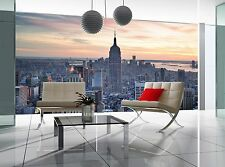 Skyline - New York  Wall Mural Photo Wallpaper GIANT WALL DECOR Paper Poster