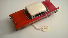 Rare prepro dy-02 Chevrolet, red/white, Bigger pac, Matchbox, dinky, no BOX
