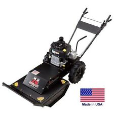 "FIELD & BRUSH MOWER Rough Cut Mower - Self Propelled - 24"" Cut - 11.5 Hp - CARB"