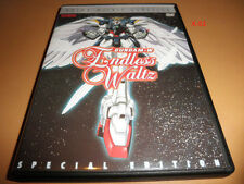 GUNDAM WING ENDLESS WALTZ mobile suit DVD (rare anime movie classics edition) W