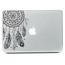 Feather Pattern Vinyl Decal Sticker Skin For Macbook Air 11/12/13/15 Inch Laptop