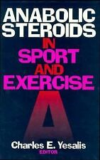 Anabolic Steroids in Sport and Exercise-ExLibrary