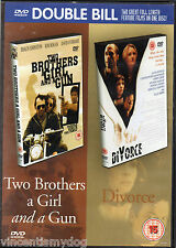 Two Brothers A Girl And A Gun / Divorce (2 films on 1 DVD)