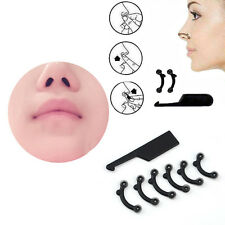 1 Set Nose Up Lifting Shaping Clip Clipper No Pain Shaper Beauty Tool 3 Size HOT