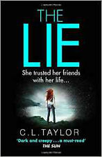 The Lie, New, Taylor, C.L. Book