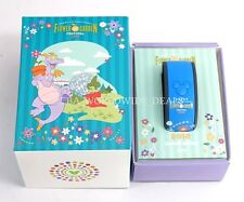 Disney Parks 2016 Epcot Flower & Garden Figment Limited Edition Magic Band