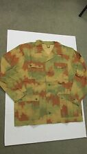 Czech Desert Camo Uniform Jacket Shirt Original Czechoslovakia Unissued Size 52