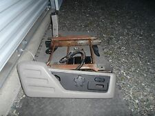 2008-2010 Ford Super Duty F250 F350 Passenger Power Seat Track W/Switch 08 09 10