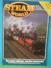 STEAM WORLD No 26 MAY 1983   WILLESDEN   EXCELLENT SEE PICS