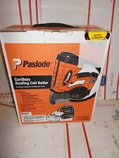 """Paslode Cordless Roofing Coil Nailer CR175C """"Converted to Use Yellow Trim Fuel"""""""