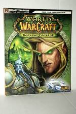 WORLD OF WARCRAFT THE BURNING CRUSADE GUIDA USATA EDIZIONE ITALIANA FR1 42543