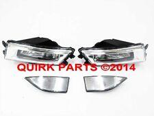2012-2015 VW Volkswagen Passat NAR Fog Lamp Lights & Trim GENUINE OEM BRAND NEW