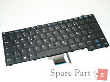 Original DELL Latitude E7240 E7400 deutsche Tastatur Keyboard backlit DE 0896NG
