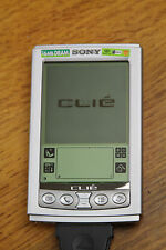 SONY CLIE PEG-S360 PDA PERSONAL ENTERTAINMENT ORGANIZER w/ BOX